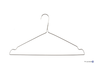 HANGERS FOR LAUNDRY MOD: 08, BOX 500 UNITS